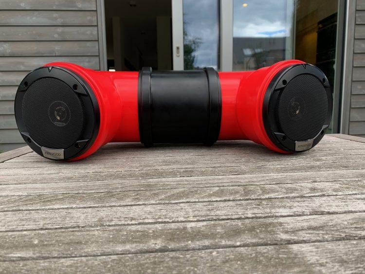 WLAN-Bluetooth Lautsprecher